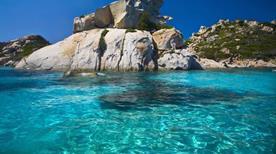 Spiaggia Bassa Trinità - >La Maddalena