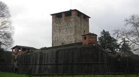 Fortezza Santa Barbara - >Pistoia