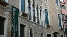 Casa C. Goldoni - >Venezia