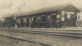 Stazione ferroviaria - >Alassio