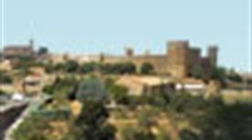 Le mura e la Fortezza - >Montalcino