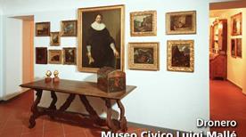 Museo Civico L. Mallè - >Dronero