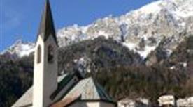 Chiesa della Beata Vergine delle Grazie - >Sagron Mis