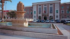 Fontana Monumentale - >Latina