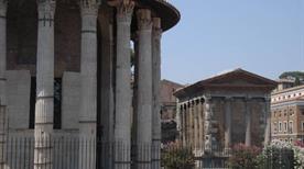 Templi di Portuno e di Ercole - >Rome