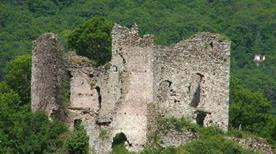 Castello Coderone ruderi - >La Spezia
