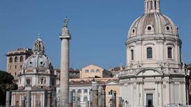 Colonna Traiana  - >Rome