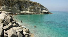 Spiaggia del Cannone - >Tropea