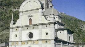 Basilica Madonna di Tirano - >Tirano