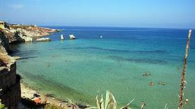 Spiaggia Cala Rossa - >Terrasini