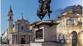 Chiesa di Santa Chrisitina - >Turin