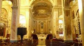 Chiesa dei Santi Giovanni Battista ed Eugenio - >Ceriale