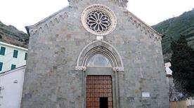 Chiesa di San Lorenzo - >Manarola