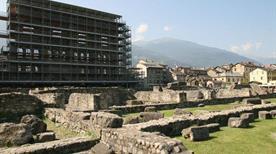 Foro Romano - >Aosta