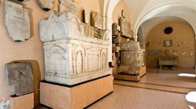 Museo Lapidario del Duomo di S. Eufemia - >Grado