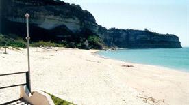 Spiaggia Formicoli - >Ricadi