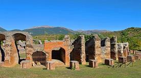 Amiternum - scavi archeologici - >L'Aquila