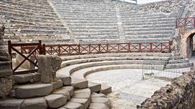 L'anfiteatro di Pompei - >Pompei