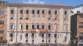 Palazzo Chigi Zondadari il Campo - >Siena