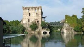 Ponte Visconteo - >Valeggio sul Mincio