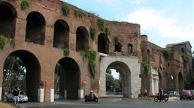Porta Pinciana - >Rome