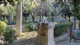 Il Lapidario della Villa Comunale - >Canosa di Puglia
