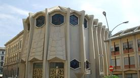 Sinagoga ebraica - >Livorno