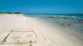 Spiaggia Cala Bidderosa - >Siniscola