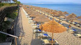 La Baracchina Bagnoskiuma Beach - >Piombino