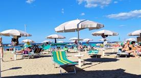 Le spiagge del porto - Bagni 55 e 55 bis - >Bellaria-Igea Marina