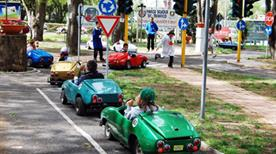 Parco Scuola del Traffico - >Rome
