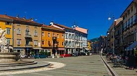 Piazza Vittoria - >Gorizia