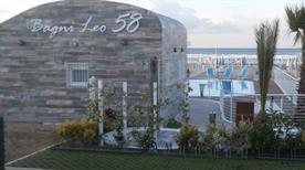 Spiaggia 58 - Bagni Leo - >Riccione