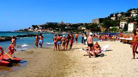 Spiaggia Piccolo Jolly - >Taggia